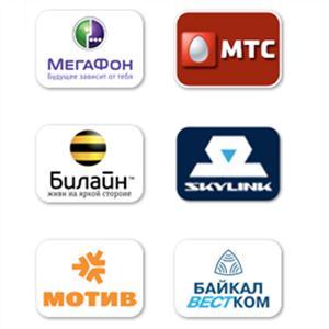 Операторы сотовой связи Ленинск-Кузнецкого
