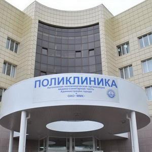 Поликлиники Ленинск-Кузнецкого