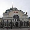 Железнодорожные вокзалы в Ленинск-Кузнецком