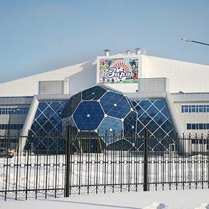 Спортивные комплексы Ленинск-Кузнецкого