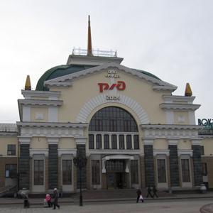 Железнодорожные вокзалы Ленинск-Кузнецкого
